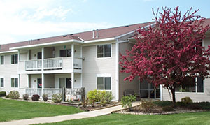 AmberField Place Senior Plus apartment community with services