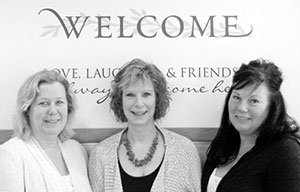 AmberField Place enthusiastic office staff